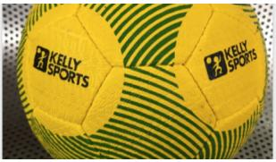 Kelly Sports Street Soccer Ball Size 4