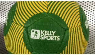 Kelly Sports Size 3 Soccer Street Ball