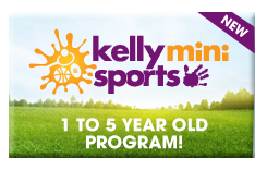 Kelly Sports - 1 to 5 old Program